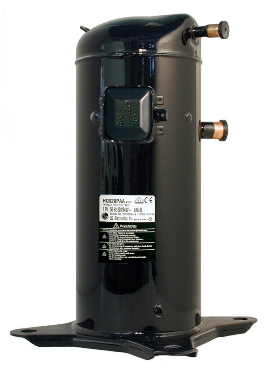 EMBRITAL compressor solution